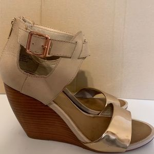 Wedge heels from Seychelles